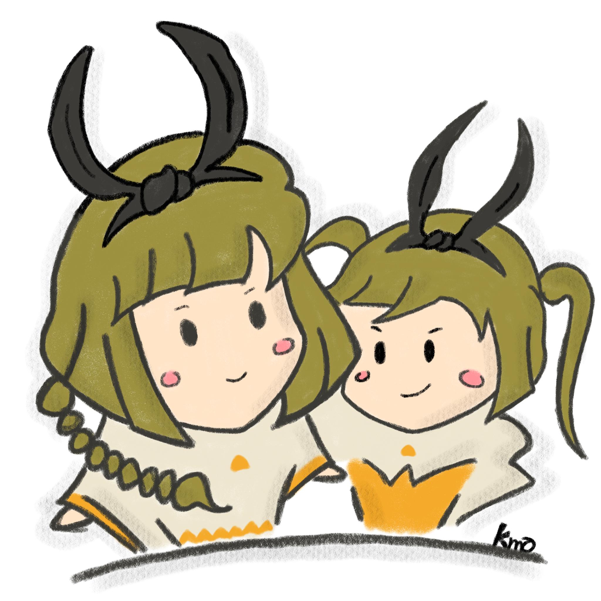 【クモマライズはおかげさまで100人突破】 100人描いても大丈夫〜!!